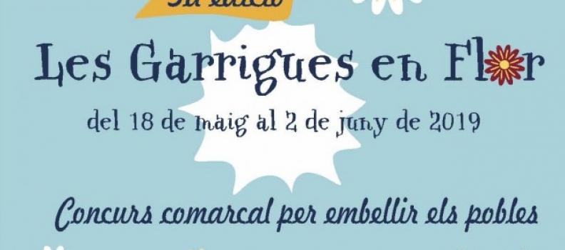 """Obert el període d'inscripció per a la 3ª edició de """"Les Garrigues en Flor"""""""
